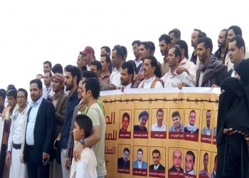 مراسلون بلا حدود تطالب الحوثيين بالإفراج عن 10 صحفيين