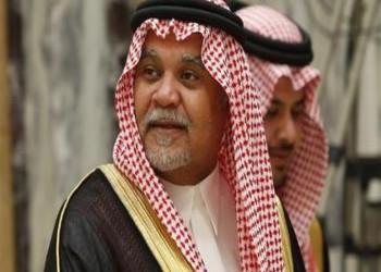 بعد عامين من الإخفاقات: استقالة بندر بن سلطان