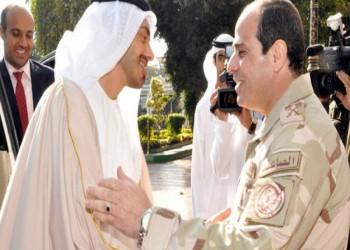 أنظمة الخليج تمول السيسي لضمان أمنها