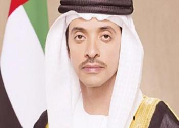 هزاع بن زايد يشيد بدور الجيش الإماراتي في عمليات حفظ السلام في العالم