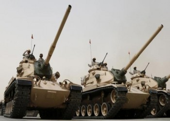 الإنفاق العسكري السعودي يتجاوز إنفاق الدول الكبرى