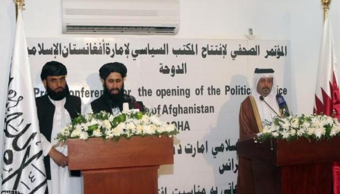 قياديو طالبان المفرج عنهم يفضلون البقاء في الدوحة