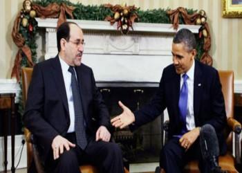"""رسميا.. العراق تطلب من أمريكا  شن غارات جوية على """"المتشددين"""""""