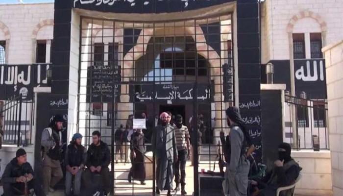 تنظيم داعش وقواعد الدولة الإسلامية
