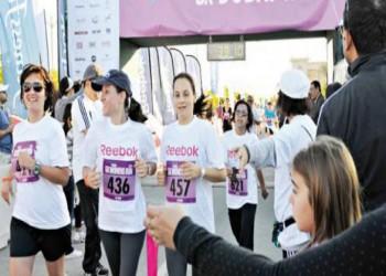5 ملايين درهم لتنظيم سباق جرى للسيدات في دبي