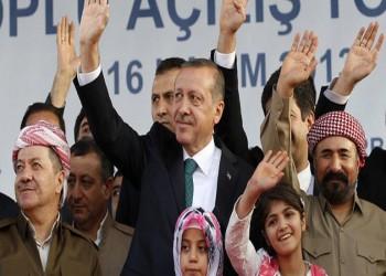 سونر چاغاپتاي: الأكراد حاجز حماية لتركيا