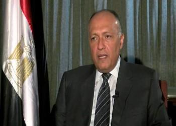 وزير الخارجية المصري: العلاقات مع قطر صعبة بخلاف كل الدول العربية