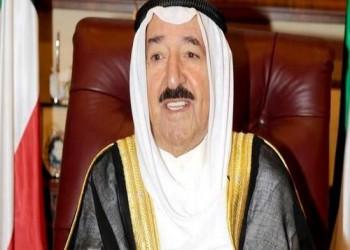 """أمير الكويت يدعو لتطبيق القانون """"بحزم"""" للتصدي للعنف"""