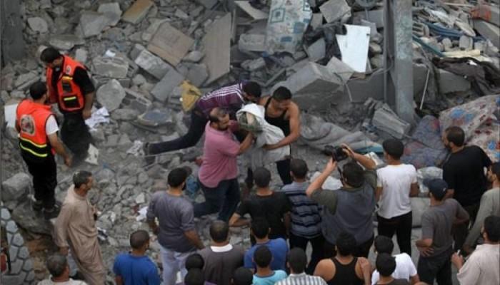 معاقتان عقليا أحدث ضحايا الهجوم الإسرائيلي على غزة