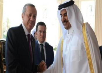 أمير قطر يبحث مع أردوغان مستجدات الأوضاع  فى غزة .. و2 مليون ريال مساعدات إضافية للقطاع