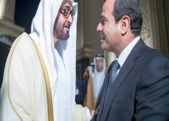 الإمارات تدرس طلب السيسي لحزمة مساعدات نفطية جديدة