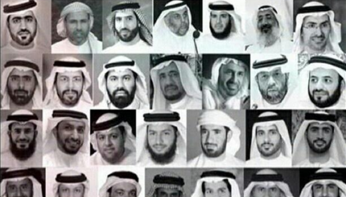 صرخة بعد عامين من المعاناة: منع معتقلي الإمارات من دفن والديهم
