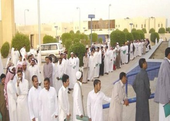 """العمل السعودية تحاول احتواء أزمة البطالة ببرنامج التوظيف """"طاقات"""""""