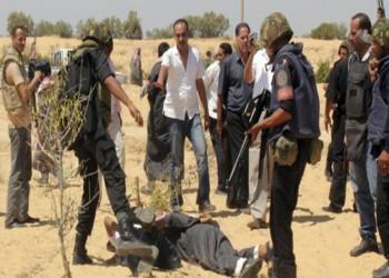إطلاق الصواريخ من سيناء على إسرائيل يحرج السلطات المصرية