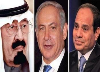 المناسب لإسرائيل جيد للشركاء مصر وأبو مازن والملك السعودي والأردني