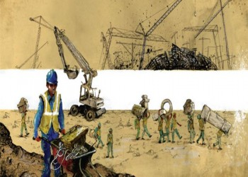 عبيد جزيرة السعديات: أبوظبي والجانب المظلم من الفن