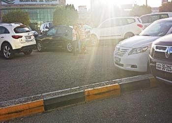 الأطفال في شوارع الكويت وتحت شمسها اللاهبة