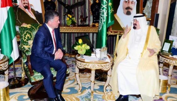 الحرب في غزة وداعش وملفات اقتصادية تتصدر القمة السعودية الأردنية