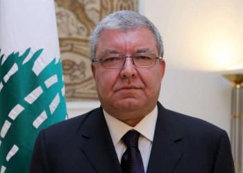 وزير الداخلية اللبناني يلغي زيارة إلى قطر بسبب الأوضاع الأمنية