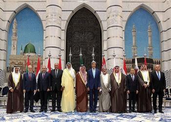 """أمريكا ودول عربية في """"تحالف مواجهة داعش"""" .. وتركيا تمتنع عن توقيع بيان جدة"""