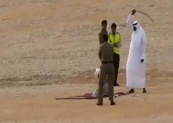 السعودية الهامة لاستراتيجية أوباما قطعت رؤوس 8 على الأقل الشهر الماضي