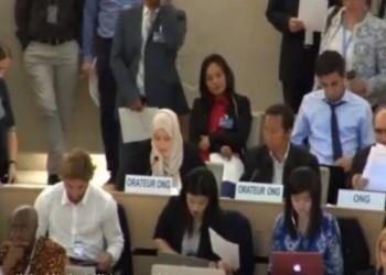«سمر بدوي» تطالب بإدانة الحكومة السعودية وسرعة الإفراج عن «وليد أبو الخير»