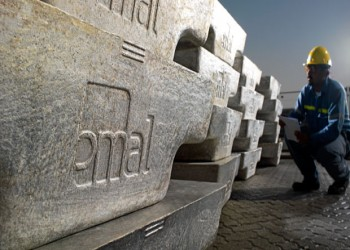 الإمارات تشيد مصفاة ألومينا بتكلفة 3 مليارات دولار بنهاية 2017