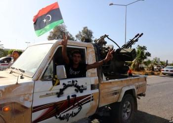 """طائرات """"مجهولة"""" تشن 4 غارت جوية على قوات فجر ليبيا مساء أمس"""
