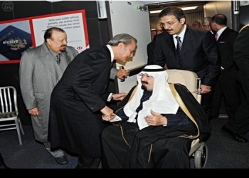 قرار ملكي (مُسرّب): إعفاء «التويجري» وتعيين الأمير «أحمد بن عبدالعزيز» رئيسا للديوان الملكي