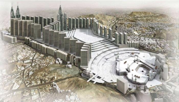 تدمير مكة: عن الذي فعلته السعودية بالمسلمين