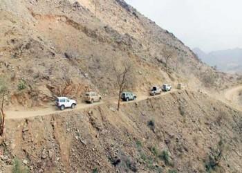 إصابة أحد أفرد حرس الحدود السعودي في تبادل إطلاق نار مع قبليين يمنيين