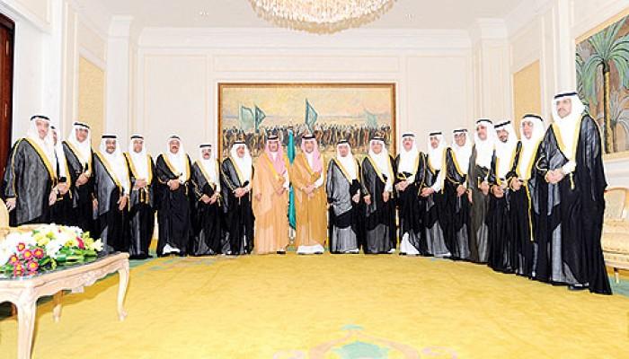 «الفيصل» يستقبل عددا من سفراء المملكة المعينين حديثا لدي عدة دول