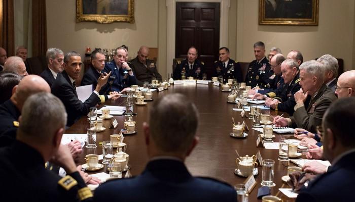 «الحرب على داعش» تنجح أو تفشل بالسياسة