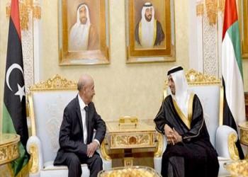 الإمارات تسعي لإفشال المبادرة الجزائرية للحوار في ليبيا