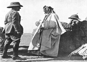 عن نشأة مملكة ابن سعود