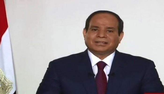 «السيسي» يحذر من تحول اليمن إلى أرض خصبة لـ«الإرهاب»