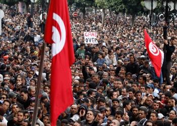 تونس تؤكد فرضيات حركة الثورة العربية