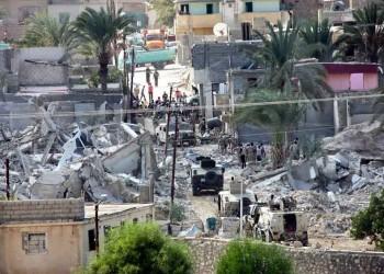إخلاء سيناء مطلب «إسرائيلي»