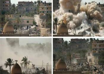 غزة وحرب مصـر على الإرهاب
