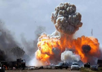 التباسات التدخّل العسكريّ الدوليّ في العراق