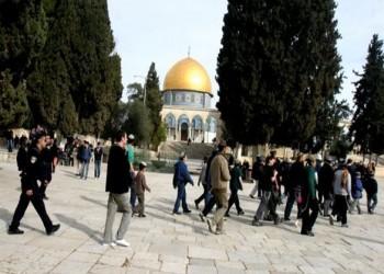 المساعي الإسرائيلية لتقسيم المسجد الأقصى