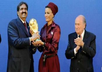 صنداي تليغراف تواصل حملتها ضد استضافة قطر لمونديال 2022