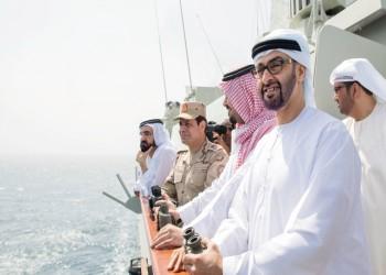 الإمارات تستقبل قوات مصرية في ثالث تدريب مشترك