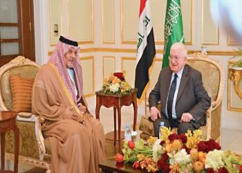 قريبا .. وفد أمني سعودي يزور العراق تمهيدا لفتح السفارة فى بغداد