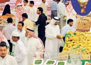 السعودية: ارتفاع تكلفة المعيشة بنسبة 2.6% خلال الشهر الماضي
