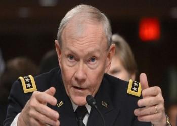 رئيس هيئة الأركان الأمريكية المشتركة يصل إلى العراق