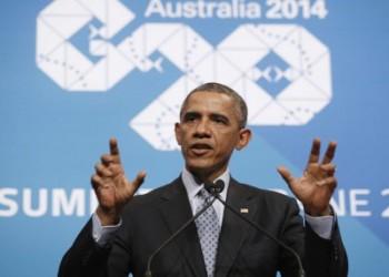 أوباما: الوقوف إلى جانب «الأسد» ضد «الدولة الإسلامية» سيضعف التحالف