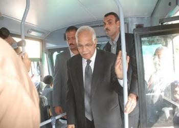 محافظ القاهرة يعلن عن 600 أتوبيس نقل عام منحة إماراتية