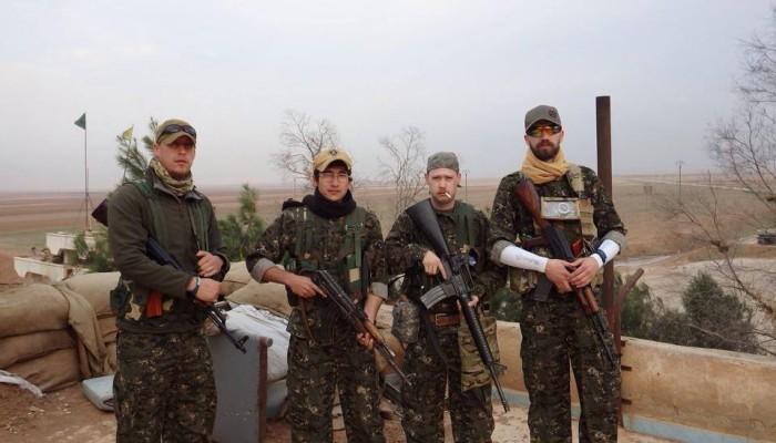 مرتزقة بريطانيون يقاتلون ضد «الدولة الإسلامية» في سوريا