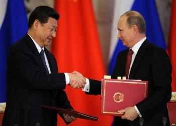 الولايات المتحدة ومواجهة الصعود الصيني الروسي